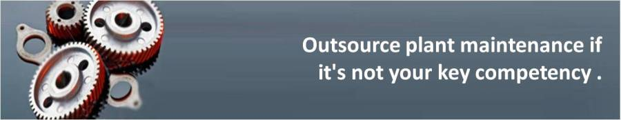 Maintenance outsourcing